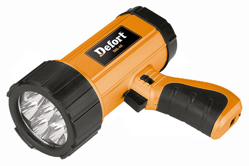 Defort DDL-60 LED zaklamp