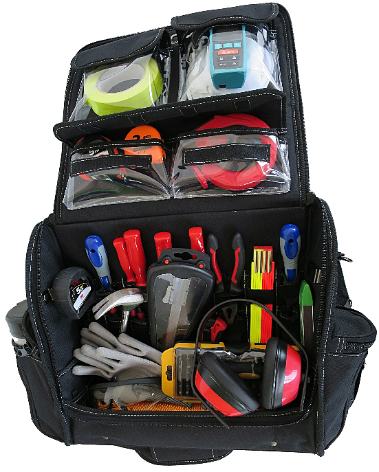 ToolPack Schoudertas Heavy Duty