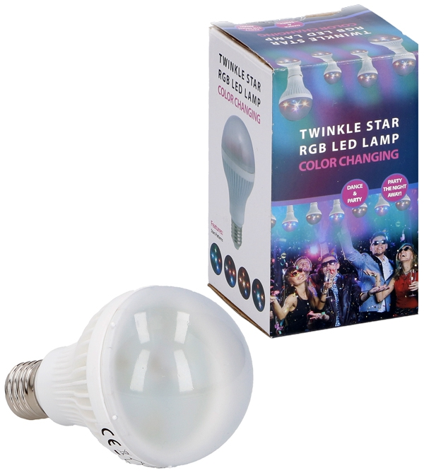 Twinkle Star LED effect lamp
