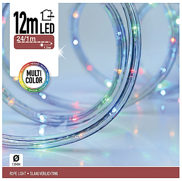 LED Lichtslang 12 meter multicolor