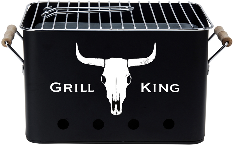 Retro Tafel-barbecue - Grill King