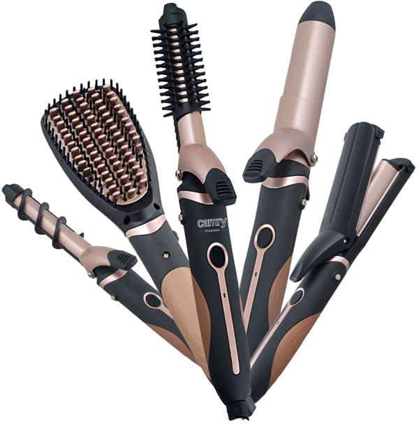 Camry CR2024 - Hairstylerset - 5 delig