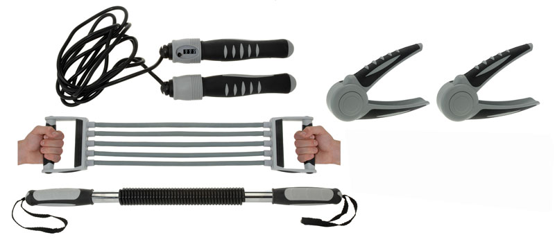 XQ Max Aerobic / training set (4 delig)